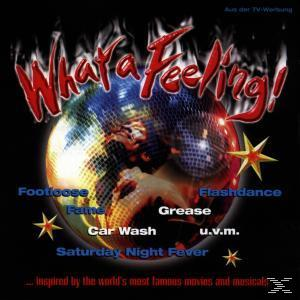 WHAT A FEELING (2CD)