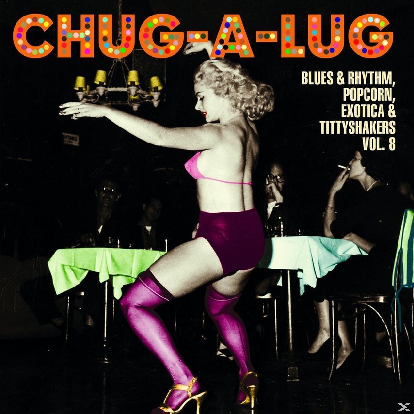 CHUG-A-LUG -10- (LP)