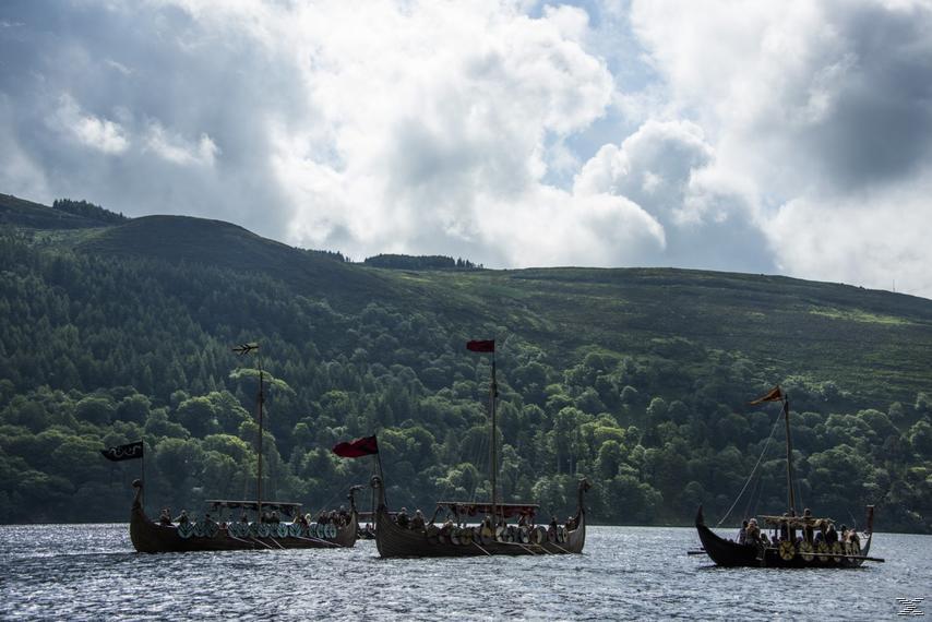 Vikings - Staffel 4: Teil 1 - (DVD)