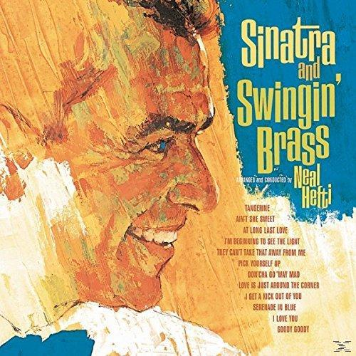 SINATRA AND SWINGIN' BRASS (LP)