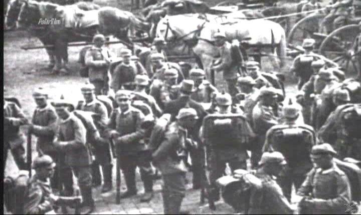 Der erste Weltkrieg - (DVD)