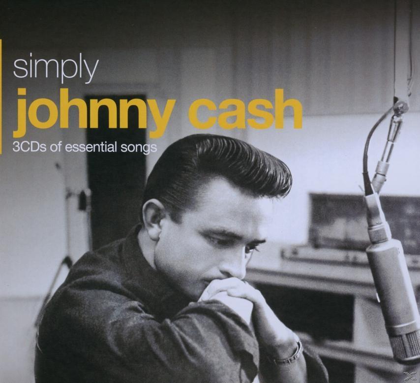SIMPLY JOHNNY CASH (3CD)