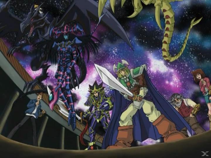 Yu-Gi-Oh! - Staffel 5 (Folge 185 - 198) - (DVD)