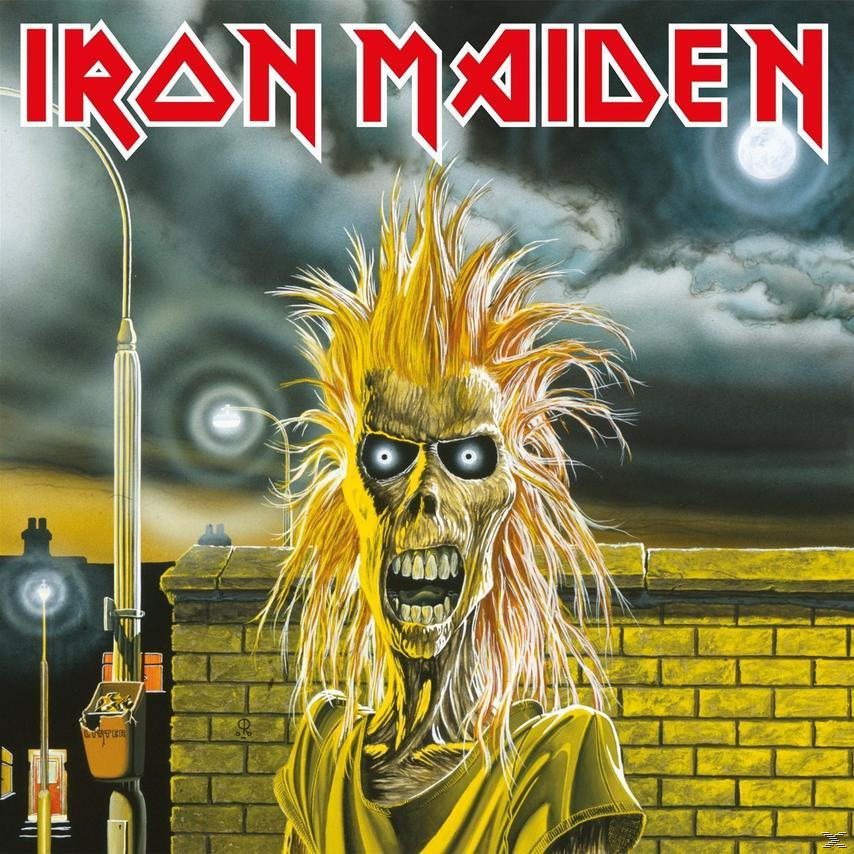 IRON MAIDEN (LP)