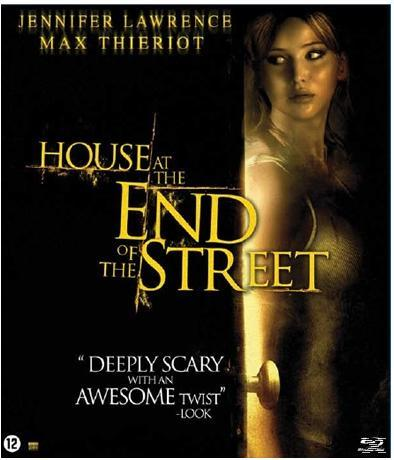 HOUSE AT THE END OF THE[BLU RAY]