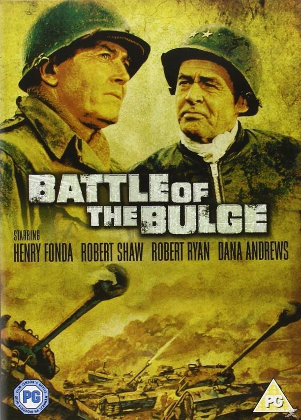 BATTLE OF THE BULGE (DVD)