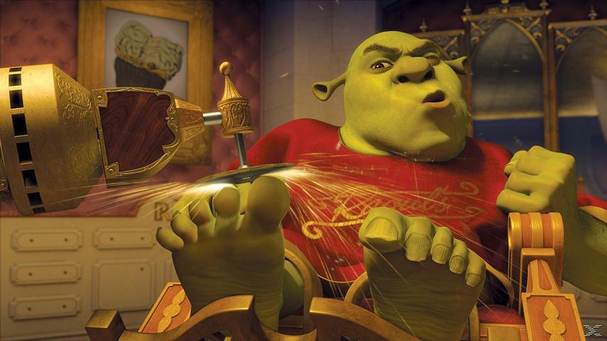 Shrek 3 - Shrek der Dritte - (DVD)