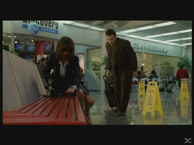 The Terminal Blu-ray