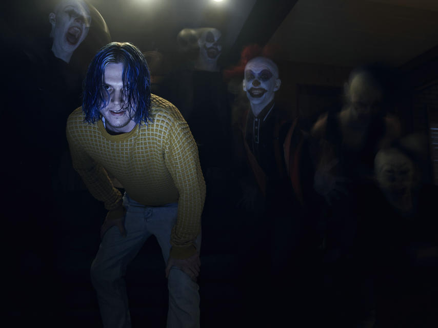 American Horror Story Season 7: Cult Horror Blu-ray