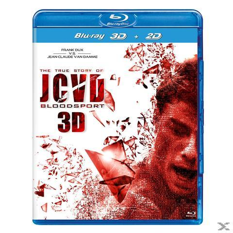 JCVD: Bloodsport The Story - 2 Disc Bluray