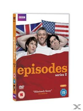 Episodes - Series two - 2 Disc DVD