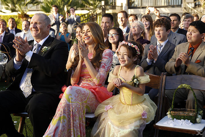 Modern Family Seizoen 5 TV-serie