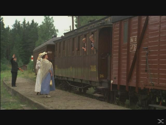 Astrid Lindgren: Madita/Madita & Pim [DVD]