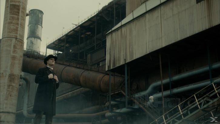 Der große Aufbruch - Die Pioniere Amerikas [Blu-ray]