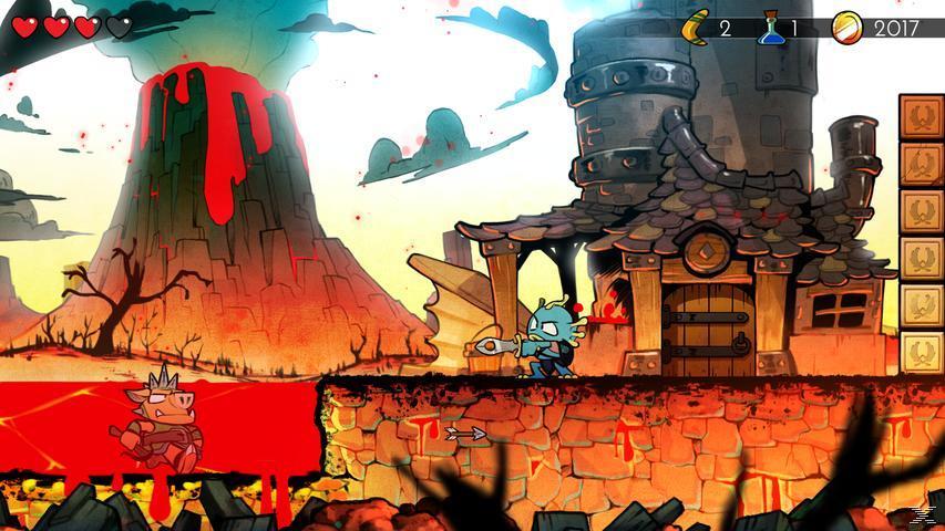 Wonder Boy - The Dragons Trap - Nintendo Switch