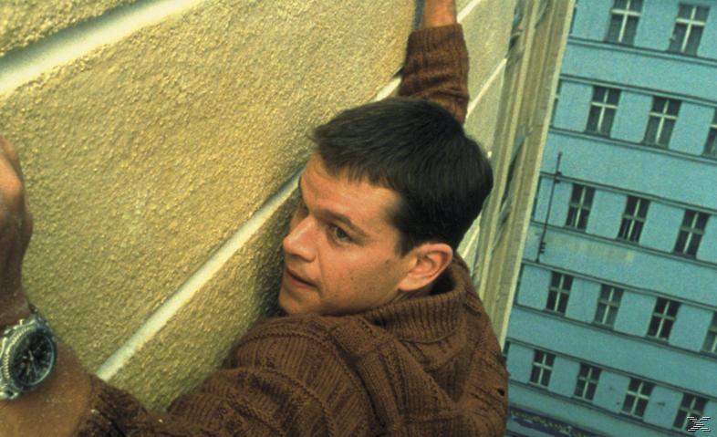 Die Bourne Identität (Steelbook Edition) [Blu-ray]