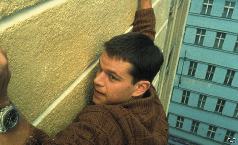 Die Bourne Identität [4K Ultra HD Blu-ray + Blu-ray]