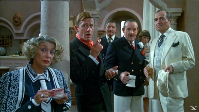 Agatha Christie - Das Böse unter der Sonne [DVD]