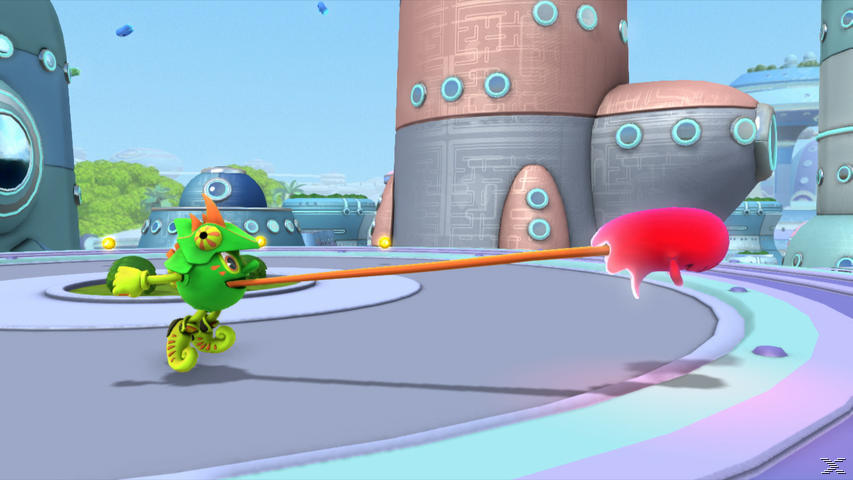 Pac-Man und die Geisterabenteuer [PlayStation 3]