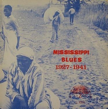 MISSISSIPPI BLUES 27-41 (LP)