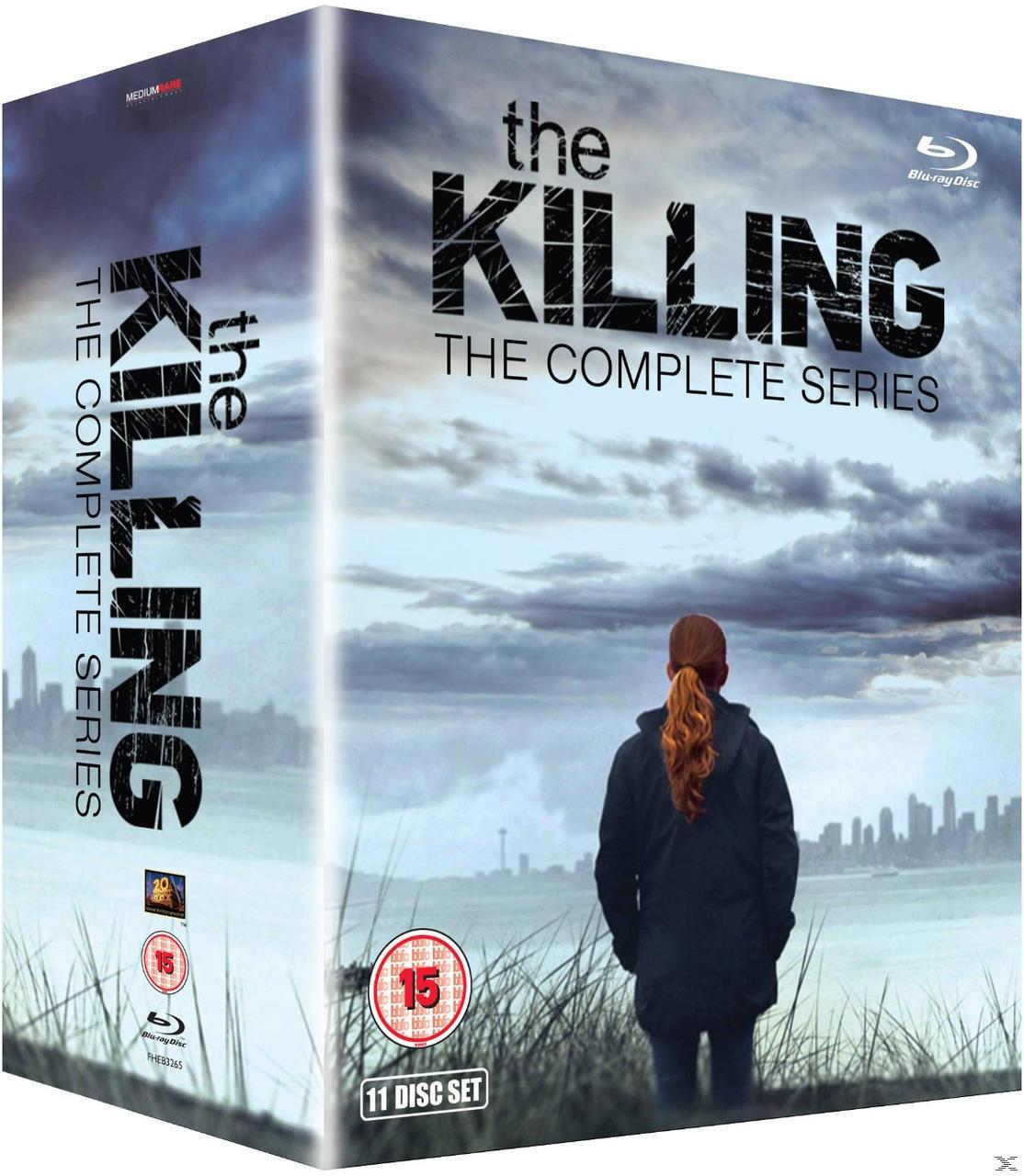 KILLING COMPLETE[BLU RAY]