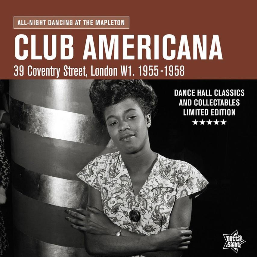 CLUB AMERICA:ALL-NIGHT DANC MAPLETON(LP)