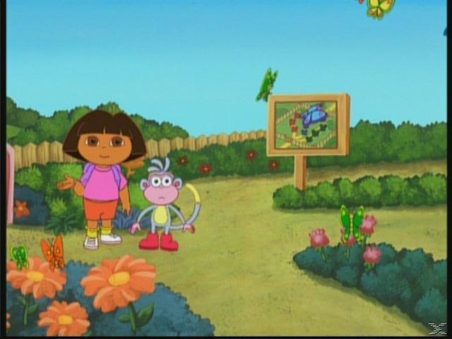 Dora - Karten-Abenteuer - (DVD)