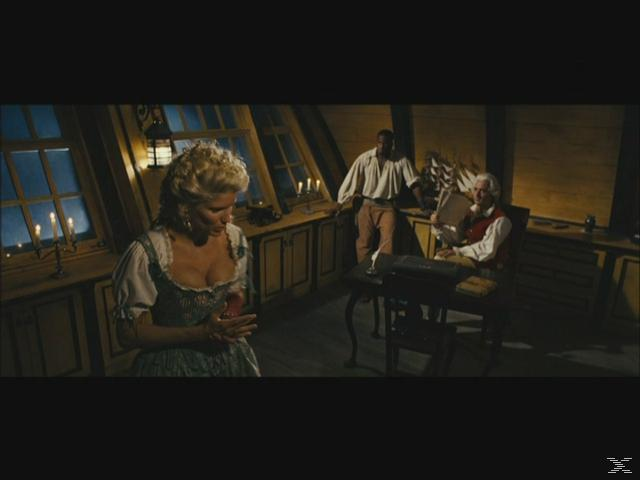 Piraten der Karibik (3D) - (3D Blu-ray)