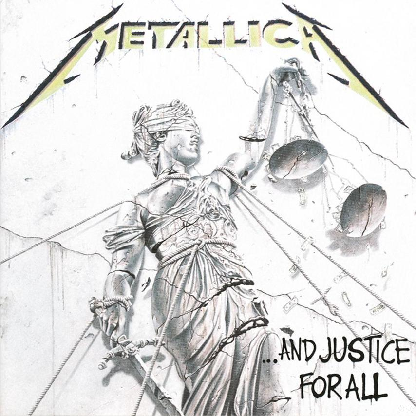 AND JUSTICE FOR ALL (2LP)