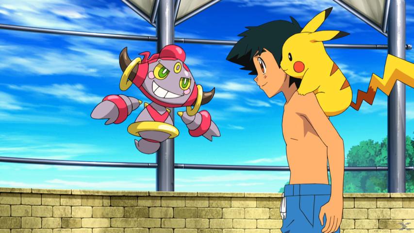 Pokemon der Film - Hoopa und der Kampf der Geschichte [Blu-ray]