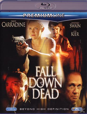 FALL DOWN DEAD[BLU RAY]