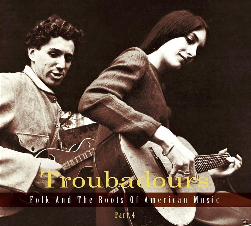 TROUBADOURS 4.. (ENGLISH) 93CD0