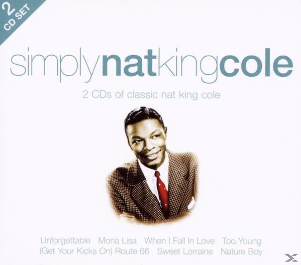 SIMPLY NAT KING COLE (2CD)