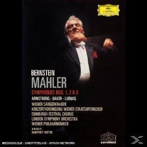 Mahler, Gustav - Sinfonie Nr. 1-3