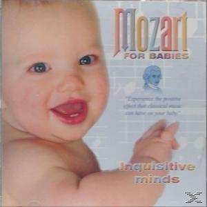Mozart For Babies Inquisitive Minds
