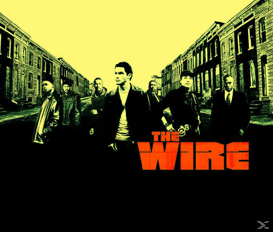 The Wire - Die komplette 3. Staffel [DVD]