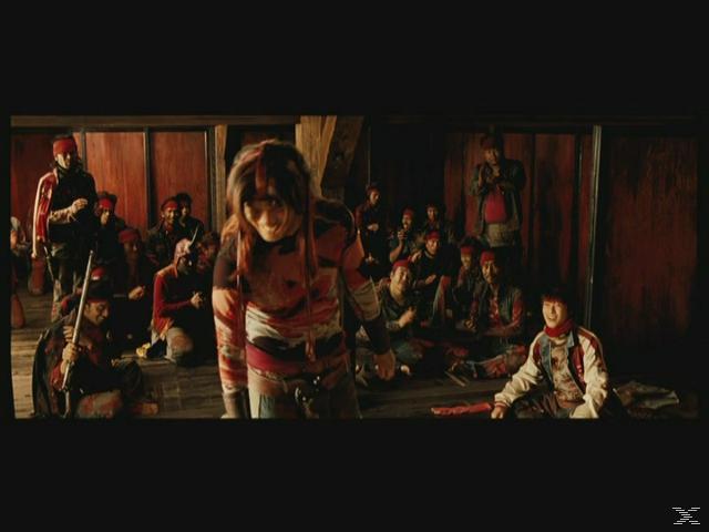 Sukiyaki Western Django - (DVD)
