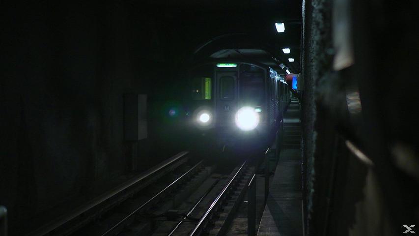 U-Bahn - Nächster Halt: Terror - (Blu-ray)