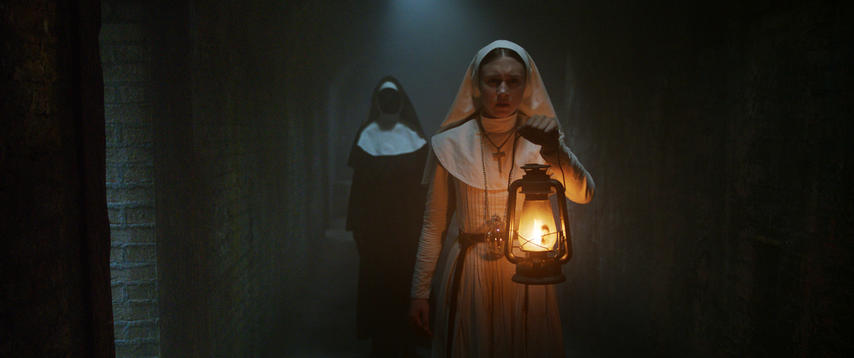 The Nun Steelbook Edition Horror Blu-ray