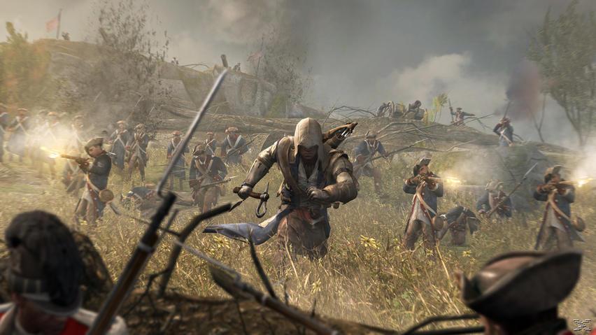 Assassin's Creed III (Washington Edition) - PlayStation 3