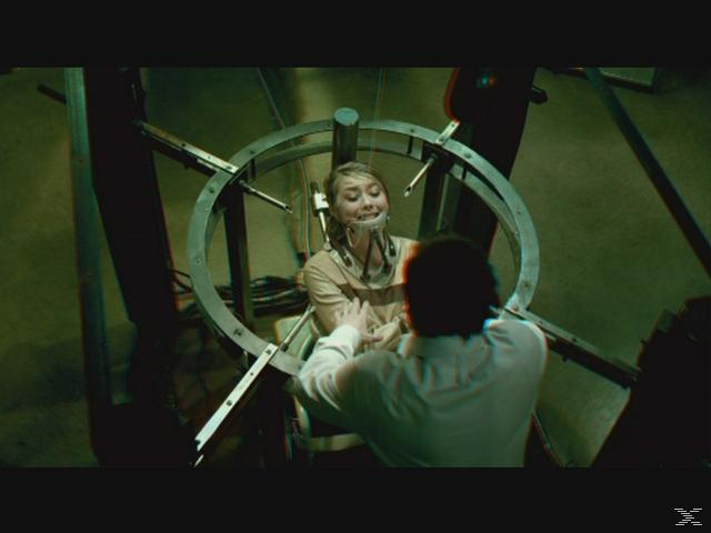 Horrormanina Triple Feature [3D Blu-ray]