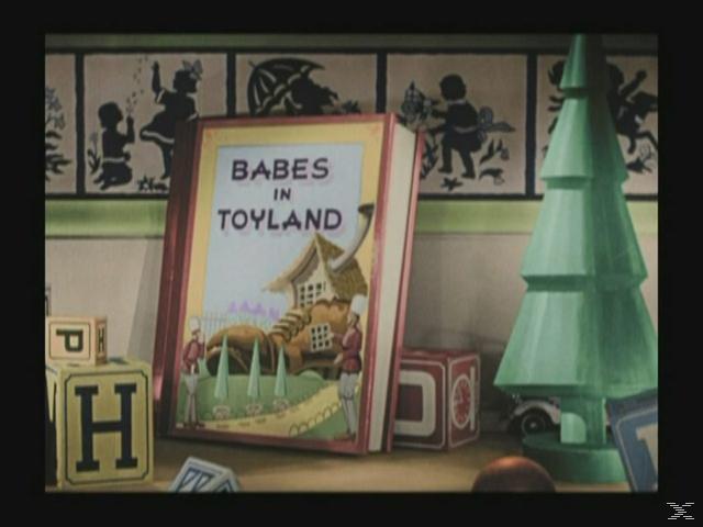 LAUREL & HARDY - IM LAND DES LACHENS - (DVD)