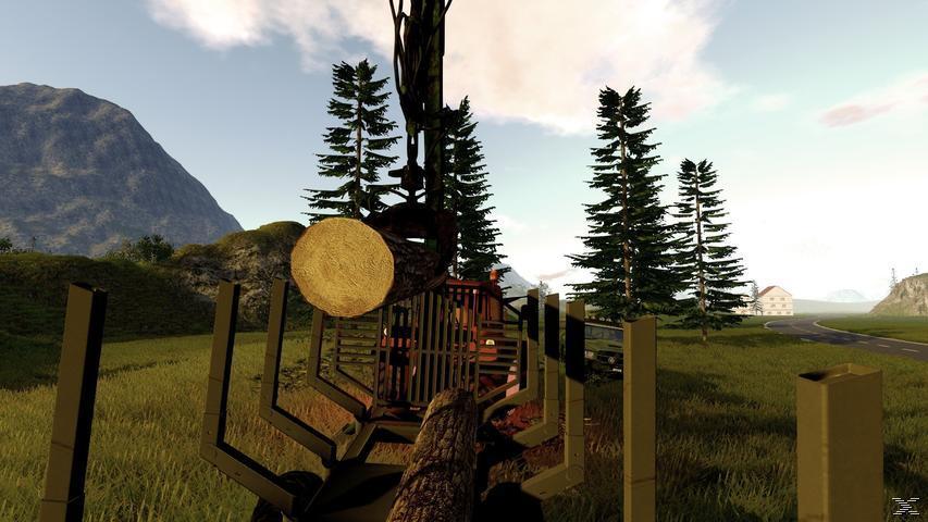 Forstwirtschaft 2017 - Die Simulation - PlayStation 4