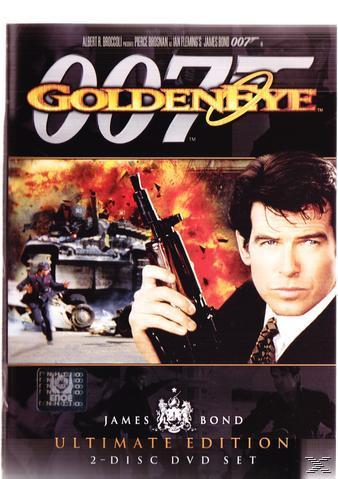 Τζέιμς Μποντ 007 - Επιχείρηση Χρυσά Μάτια (2 Dvds) Ultimate Edition