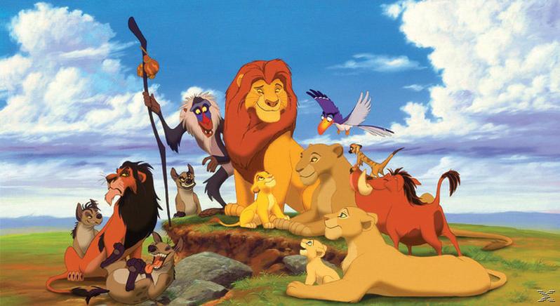 Der König der Löwen (2016) - BD Trilogie Pack (Digibook) - (Blu-ray)