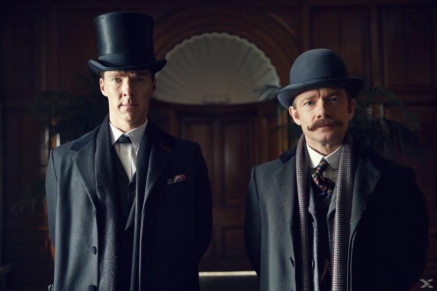 Sherlock - Die Braut des Grauens - (Blu-ray)