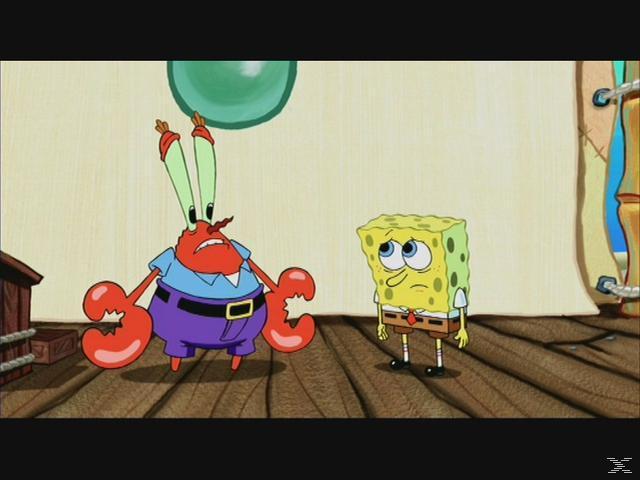 Der SpongeBob Schwammkopf Film [DVD]