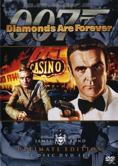 Τζέιμς Μποντ 007: Τα Διαμάντια Είναι Παντοτινά Ultimate Edition