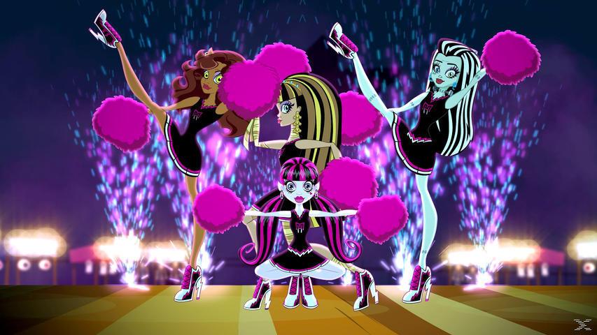 Monster High - Monstercooler Doppelpack: Schrecklich schönes Schuljahr & Aller Anfang ist schwer - (DVD)