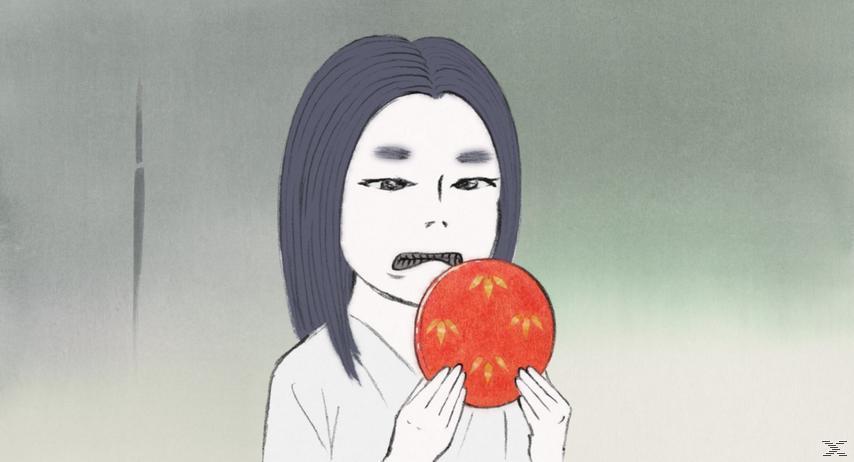 Die Legende der Prinzessin Kaguya - (Blu-ray)